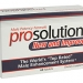 Comprehensive Product Review: ProSolution Pills
